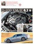 Leistungsstarke V8-Limousinen Vergleichstest - Seite 5