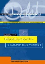 Evaluation environnementale - Plan local d'urbanisme Ville de ...