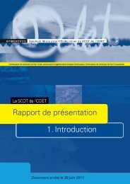 Rapport de présentation 1. Introduction Rapport de présentation