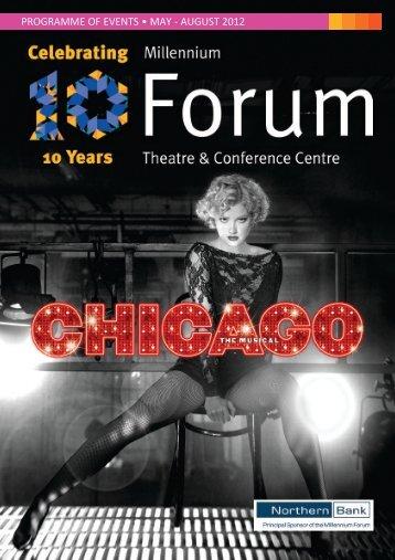 ON SALE NOW! - Millennium Forum