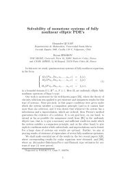 Solvability of monotone systems of fully nonlinear elliptic ... - CAPDE