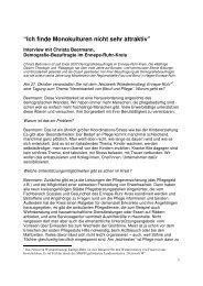Interview Demografiebeauftragte - in Kabine1.