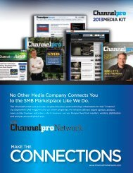 Our Media Kit is Here - ChannelPro