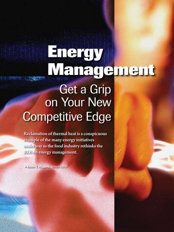 Energy Management - Clayton Industries