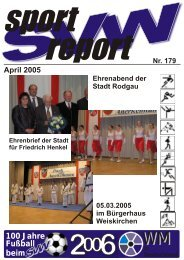 Download Ausgabe 179 - April 2005 - Planet-Party in Rodgau
