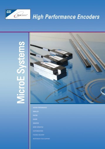 MicroE Systems