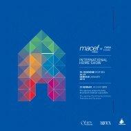 Brochure MACEF (pdf) - Camera di Commercio Italiana per la ...