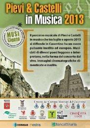 Unione dei Comuni Montani del Casentino - Pievi e Castelli