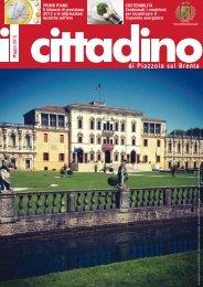 Il Cittadino - Maggio 2012 (pdf) - Comune di Piazzola sul Brenta