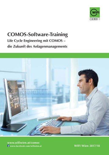 COMOS Software Training - Ausbildung im WIFI Wien