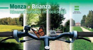 Itinerari turistici in bicicletta - VisitBrianza