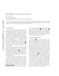 arXiv:hep-ex/0209082 v2 4 Oct 2002 - opera - Infn