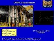 events - opera