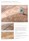 Holzpflaster - Oldenburger Parkettwerk Oltmanns und Willms GmbH - Seite 2