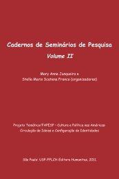 cadernos pesquisa vol2-prova5.indd - Departamento de História