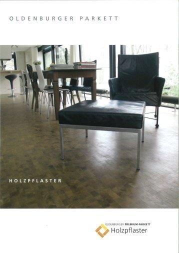 Oldenburger Premium Holzpflaster