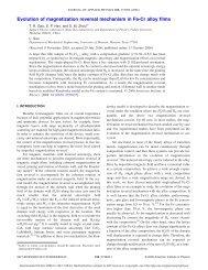 Evolution of magnetization reversal mechanism in Fe-Cr alloy films