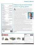 sensors & systems - Industrial Technology Magazine - Page 3