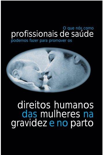 direitos humanos das mulheres na gravidez e no parto