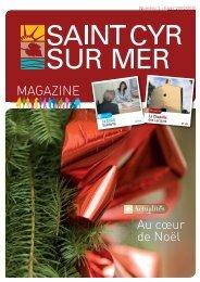 Télécharger le 3 ème numéro-Hiver 2009/2010-Au coeur de Noël