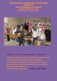 Télécharger la présentation - Mairie de Saint Cyr sur Mer