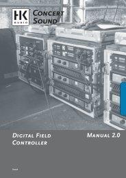 HK Audio DFC