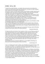 KIMIK – 06 Nov. 2012 - AHS Zirkusgasse