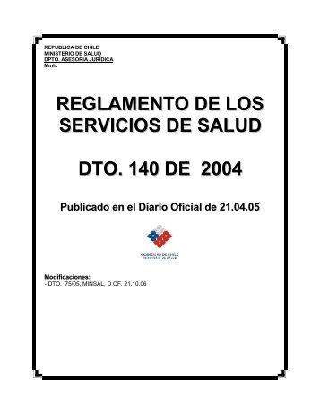 SERVICIOS DE SALUD - Servicio de Salud Coquimbo - Home