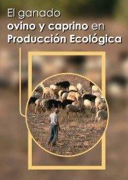 El ganado ovino y caprino en producción ecológica