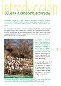 El ganado ovino y caprino en producción ecológica - Page 3