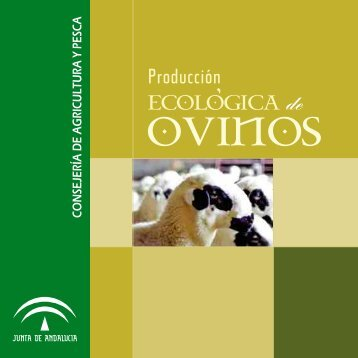 OVINOS - Junta de Andalucía