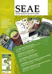 Versión pdf del boletín - Sociedad Española de Agricultura Ecológica
