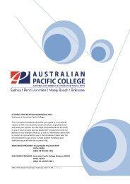 Apc vet student Orientation Handbook 2012 V1.8R