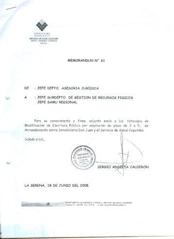 GOB¡ERNO DE CHJLñ - Servicio de Salud Coquimbo - Home