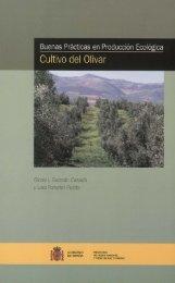 Cultivo del Olivar - Ministerio de Agricultura, Alimentación y Medio ...