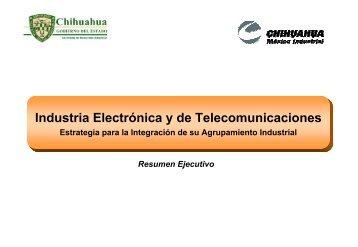 Industria Electrónica y de Telecomunicaciones