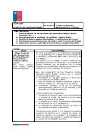 Acta Reunion - Servicio de Salud Coquimbo - Home