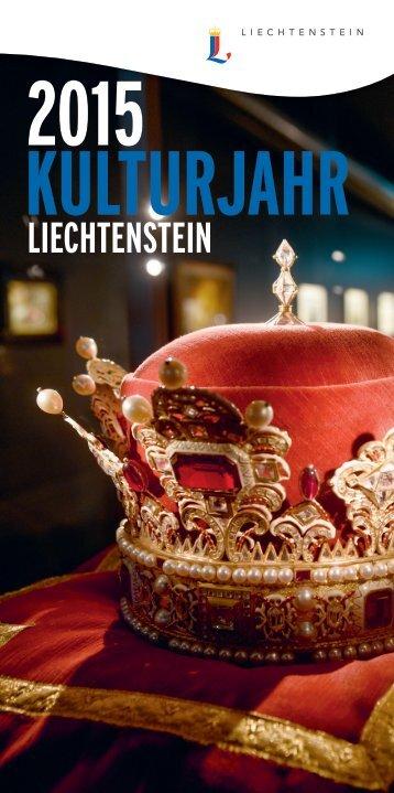 Kulturjahr Liechtenstein 2015