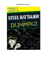 Steel-Battalion-for-Dummies-Event-Edition
