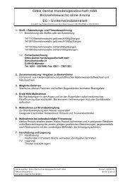 Orbis Dental Handelsgesellschaft mbH Bissnehmewachs ohne ...