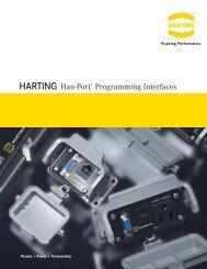 HARTING Han-Port® Programming Interfaces
