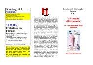 Sonntag, 17 - Bugenhagen-kirche.de