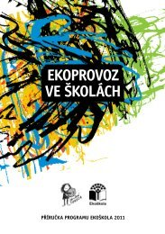 EkoProvoz vE školách - Zelená škola