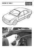 Mounting instruction - MANN+HUMMEL - Page 2