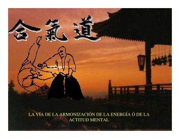 Presentación Aikido - Centro México Asia AC