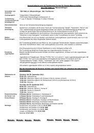 Ausschreibung zum 32.Tischtennis-Turnier für ... - VfL Waiblingen