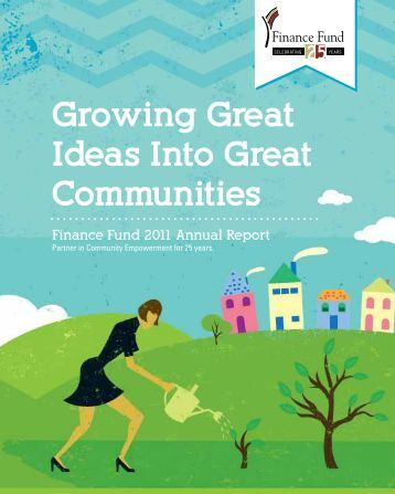 Annual Report 2011 - Finance Fund