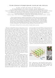 Circular dichroism in biological photonic crystals and cubic chiral nets