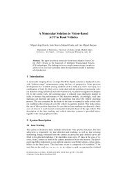 A Monocular Solution to Vision-Based ACC in Road ... - ResearchGate