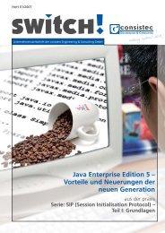 Java Enterprise Edition 5 - Consistec Engineering und Consulting ...